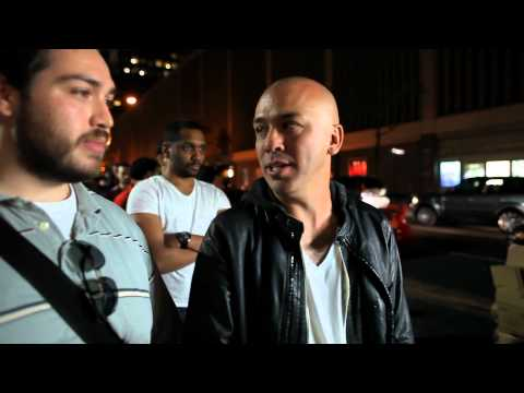 New York City: Jo Koy visits the world famous Halal Truck