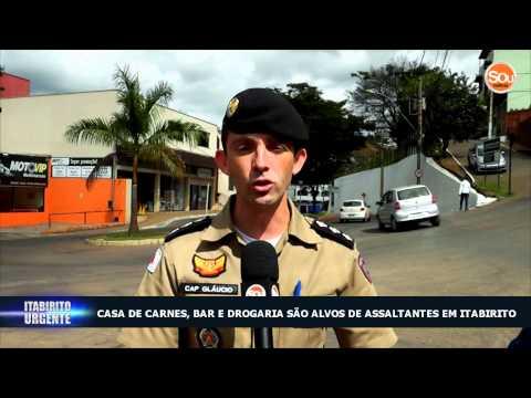 ITABIRITO URGENTE: Dois homens são assassinados no bairro Agostinho Rodrigues