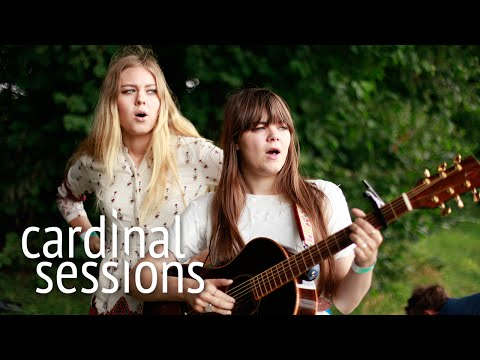 First Aid Kit - My Silver Lining - CARDINAL SESSIONS (Haldern Pop Special)