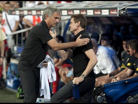 Mourinho: We're all in this together for Tito Vilanova (видео)