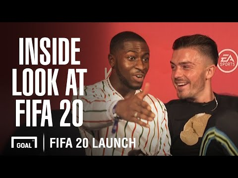Video: FIFA 20 Launch: FUT card challenge versus Jack Grealish