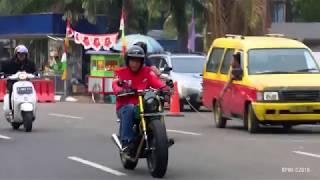 Video Naik Motor, Presiden Jokowi Blusukan ke Pasar Anyar di Tangerang MP3, 3GP, MP4, WEBM, AVI, FLV November 2018