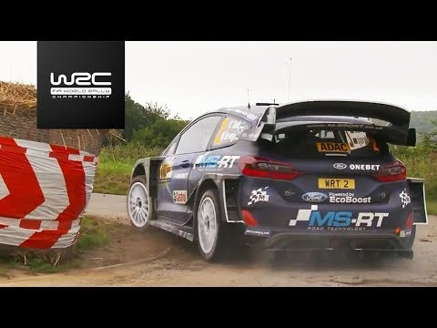 WRC/Rally Alemania - Especiales 18-20