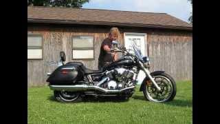 8. 2009 Yamaha 950 tourer