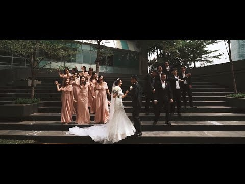 Highlight of Edo + Vivi | Jakarta Wedding