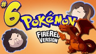 Pokemon FireRed: POISONED - PART 6 - Game Grumps