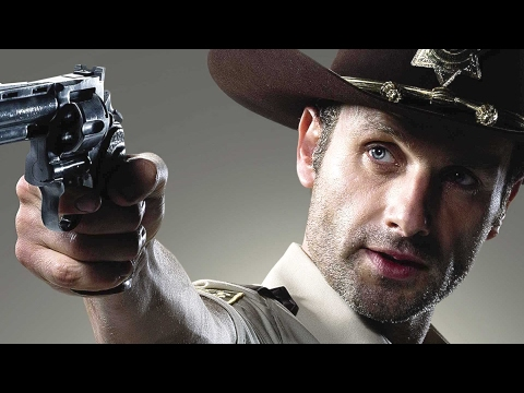 The Transformation of Rick Grimes (UPDATED)