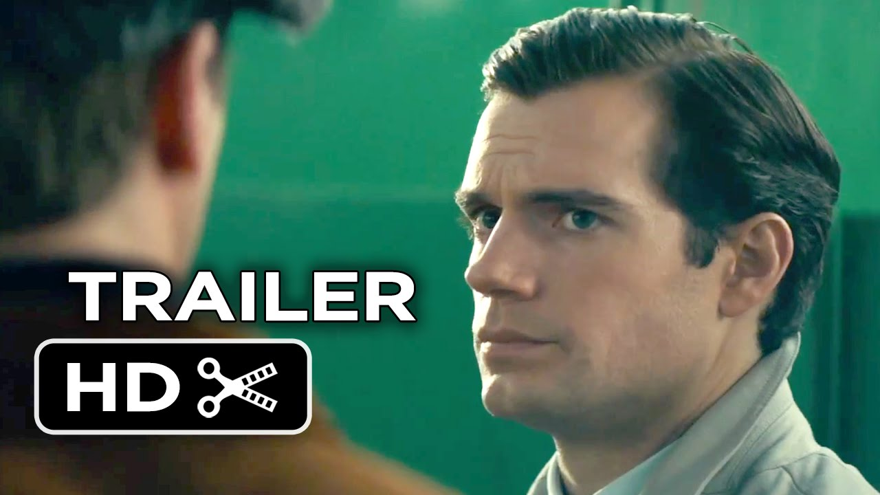 The Man From U.N.C.L.E. Official Trailer #2 (2015) – Henry Cavill, Armie Hammer Spy Movie HD #Estrenos #Trailers