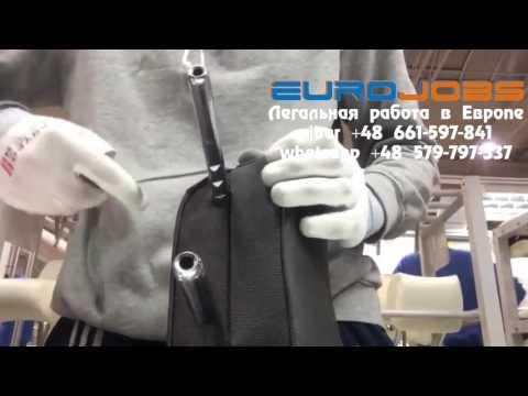 Woobotech   Автозавод   Легальная Работа в Европе EuroJobs