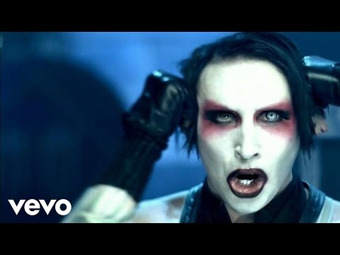 Marilyn - Music video by Marilyn Manson performing This Is The New Shit. (C) 2003 Nothing/Interscope Records.