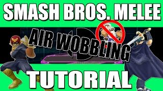 Captain Falcon – How to combo Marth AKA the 'Air Wobble'
