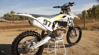 2. 2017 Husqvarna FC450 Full Test - Dirt Bike Magazine