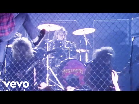 Megadeth - Wake Up Dead online metal music video by MEGADETH