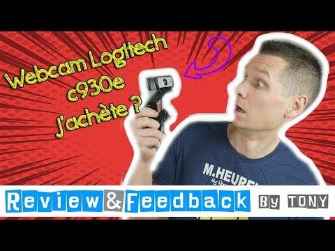 Video 🚩TEST DE LA WEBCAM 🎥 LOGITECH C930E FR download in MP3, 3GP, MP4, WEBM, AVI, FLV January 2017