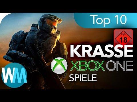 Die KRASSESTEN SPIELE für die Xbox One!