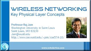 Wireless Physical Layer Concepts:  Part 1