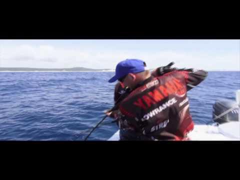 ASFN Deep Sea - Tussling Big Sharks in Moz_Horgászat videók