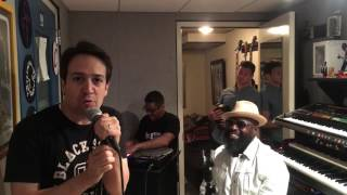 To celebrate the release of the new Hamilton Instrumentals, Lin is joined by The Roots, Stro Elliot, and Jonathan Groff for a special #Ham4Ham Freestyle. Freestyle along to your own copy of the Hamilton Instrumentals today: https://atlantic.lnk.to/HamiltonInstrumentals