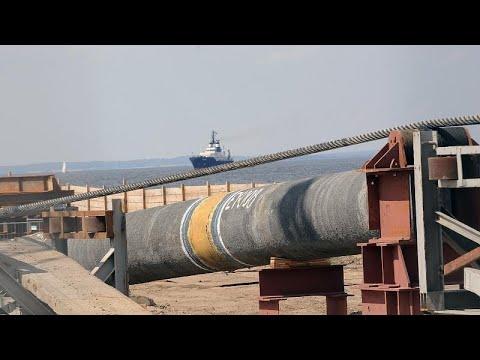 Nordstream 2: Οργή Κρεμλίνου για τις αμερικανικές κυρώσεις