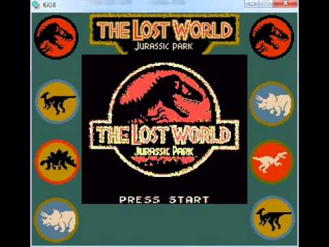 the lost world jurassic park game boy cheats
