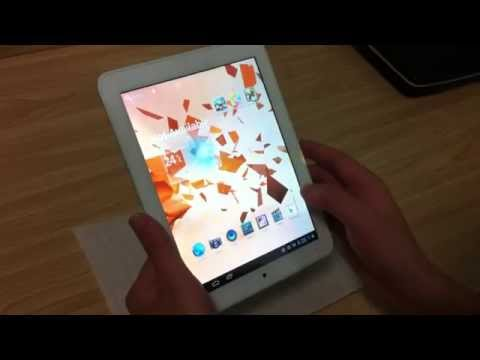 iPad Mini Alternative: 8 inch Goopad mini iPad Mini Clone Android 4.1 Dual Core Tablet PC