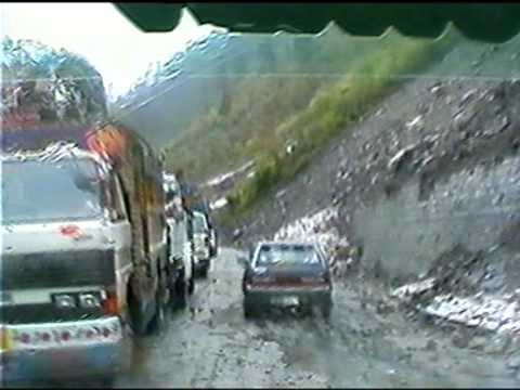 Naran Awara Gardi 2010 (MONSTER Glacier Between KAGHAN & NARAN)