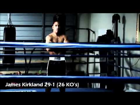 Alfredo Angulo vs James Kirkland Video