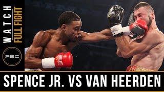 Video Spence Jr. vs van Heerden FULL FIGHT: September 11th, 2015 - PBC on Spike MP3, 3GP, MP4, WEBM, AVI, FLV Februari 2019