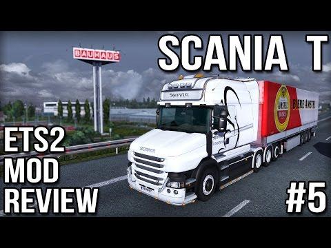 Scania T Mod v1.6
