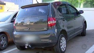 Casal é detido suspeito de roubo a veículos em Sorocaba