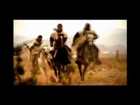 Wyprawy Krzyżowe - Półksiężyc i Krzyż - Trzecia Krucjata Lektor PL