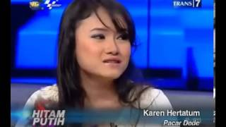 Download Video HITAM PUTIH 17 Mei 2013 ~ DEDE OVJ & PACAR Part 1 MP3 3GP MP4