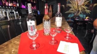 Experience a Flight of Tequila with Señor Ernesto Delgado