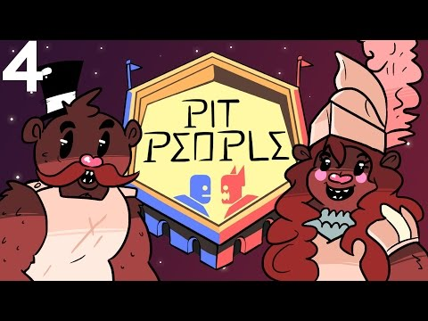 Baer & Alyse Play Pit People (Ep. 4) - TILL ALL ARE SOWN