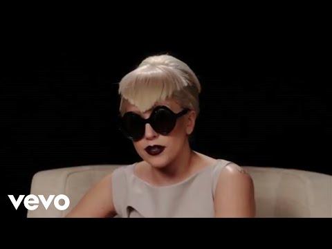 Lady Gaga - VEVO News Exclusive Interview, Pt. 3
