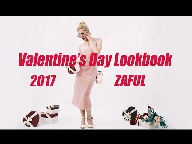 Valentine's Day Lookbook 2017 ZAFUL Fashion