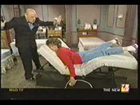 Mad TV - Lorraine Buys a Bed