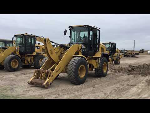 CATERPILLAR WHEEL LOADERS/INTEGRATED TOOLCARRIERS 924KHL equipment video 4kfnKt0J-9o