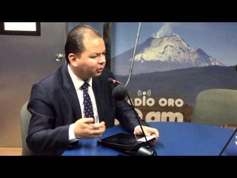 Entrevista con Mtro. César Iván de la Torre Flóres, Delegado Regional Centro-Oriente, Prodecon.
