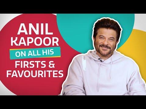 Anil Kapoor On All His Firsts & Favourites   Pinkvilla   Race 3   Sonam Kapoor