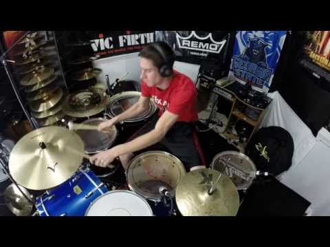 Evanescence - Drum Cover - My Immortal