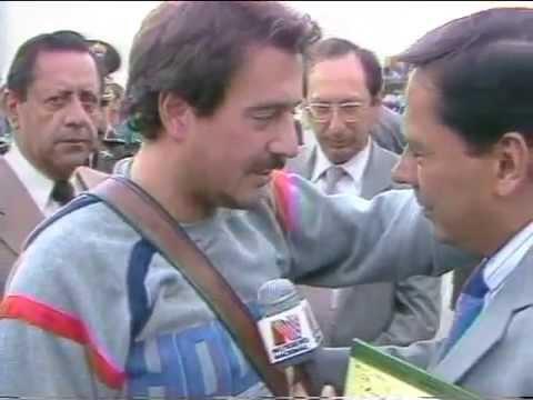 Informe del Noticiero Nacional sobre el secuestro de Andrés Pastrana -18 al 25 de enero de 1988-