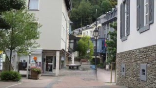 Clervaux Luxembourg  city photo : CLERVAUX (Luxembourg) petite ville des Ardennes