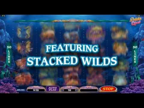 Dolphin Quest Video Slot Preview - Microgaming, October 2013