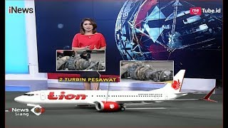 Download Video Inilah Beberapa Puing-puing Pesawat Lion Air PK-LQP yang Ditemukan Tim Basarnas - iNews Siang 08/11 MP3 3GP MP4