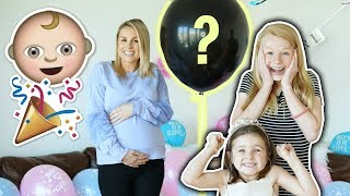 Video BABY GENDER REVEAL TO KiDS! 💗💙 BOY OR GiRL? MP3, 3GP, MP4, WEBM, AVI, FLV Maret 2018