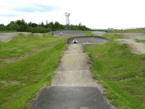 bryn bach parc pump track