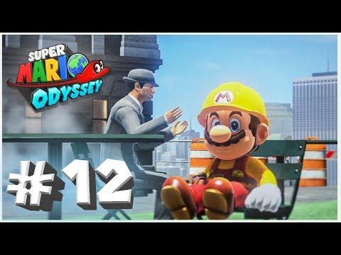 СВИДАНИЕ С ДЕВУШКОЙ 🌏 Super Mario Odessey #12 [Прохождение]