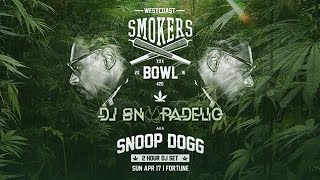 TONIGHT: Westcoast Smokers Bowl LIVE from Vancouver by Pot TV