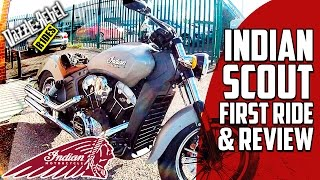 10. 2015 Indian Scout Test Ride and Review